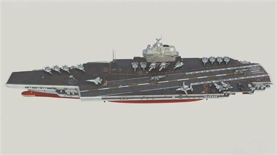 辽宁舰航母