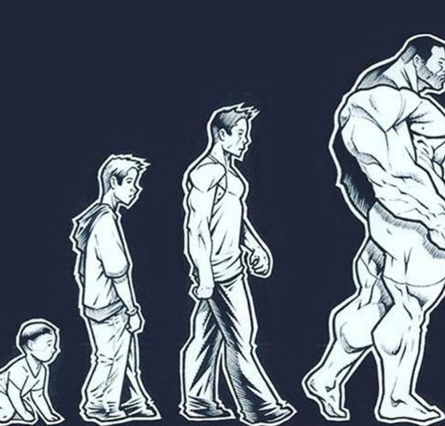 超壮肌肉男,俄罗斯健美大神的肌肉训练