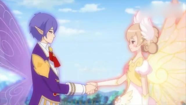 安琪儿女神和库库鲁王子结婚了