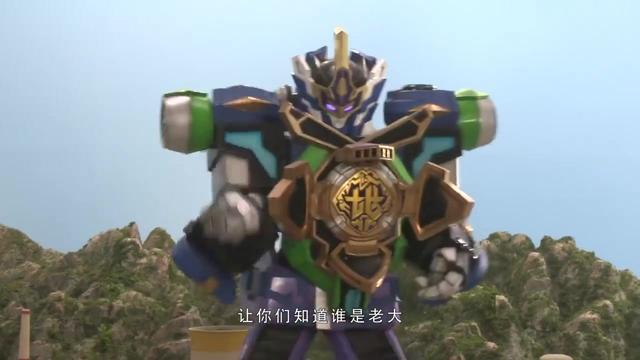 巨神战击队:魔使越来越强大,福伯建议2台机器人合体有人不同意