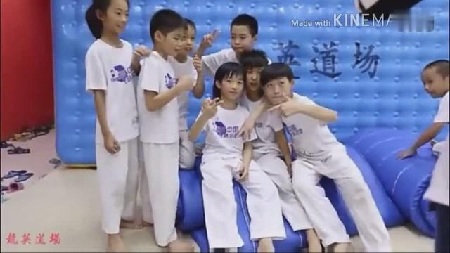 跆拳道林秋楠