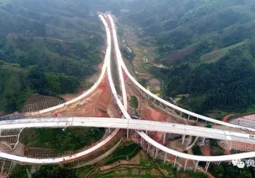 桂三高速10月26日通车,柳州人去龙胜梯田玩方便多啦!