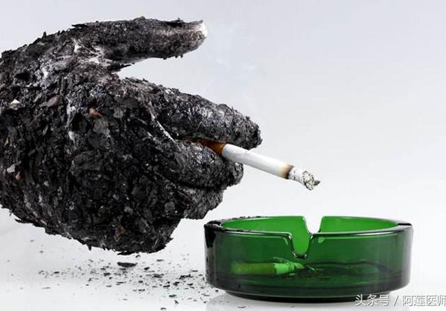 戒烟戒酒图片