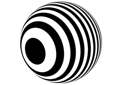 一组球形催眠动图,效果神奇,看一个睡一个(第3377期)