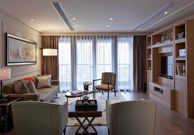 现代酒店式公寓设计案例,给人带来一种现代和摩登的感觉