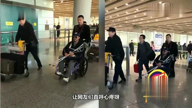 吴京受伤视频