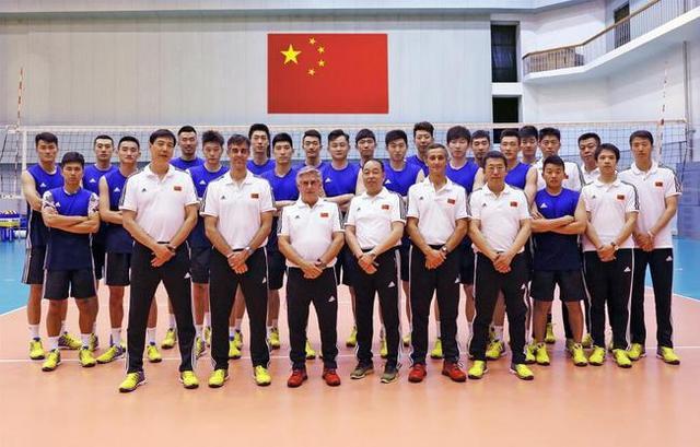 世联赛中国男排名单出炉 仲为君队长戴卿尧缺席