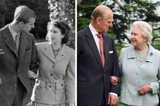 菲利普亲王传闻有30多个红颜知己,女王73年的婚姻,难道只有隐忍