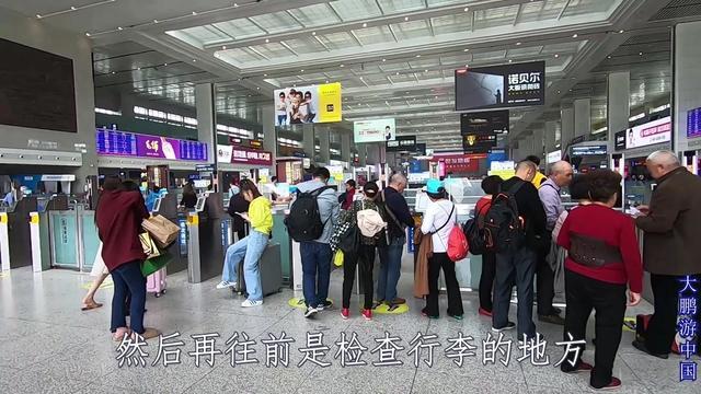 重庆北站,俗称龙头寺火车站,是重庆使用中规模最大的铁路客运站