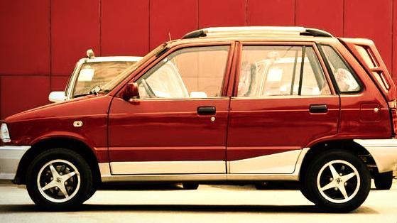 众泰这次玩的更大!复活最便宜的车只卖1.8万,完胜比亚迪F0
