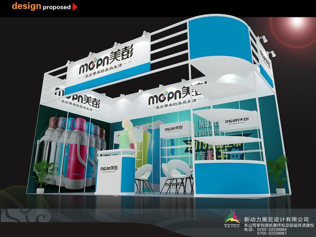深圳展览工厂搭建