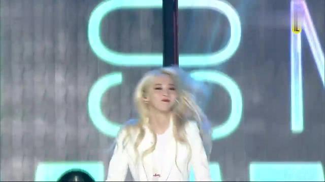 MAMAMOO最新2017AAA颁奖礼《Yes I am》精彩舞台