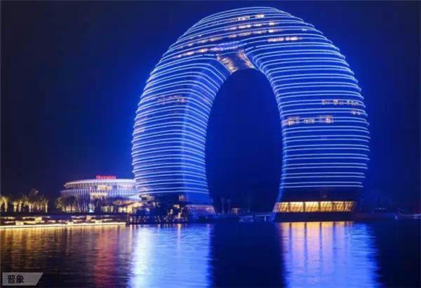 标志性酒店建筑