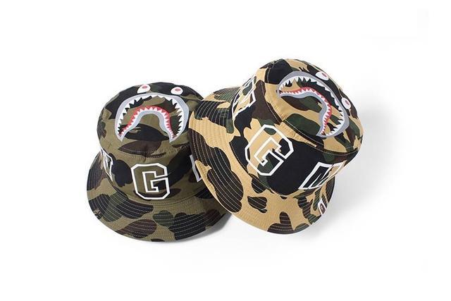 军用迷彩帽