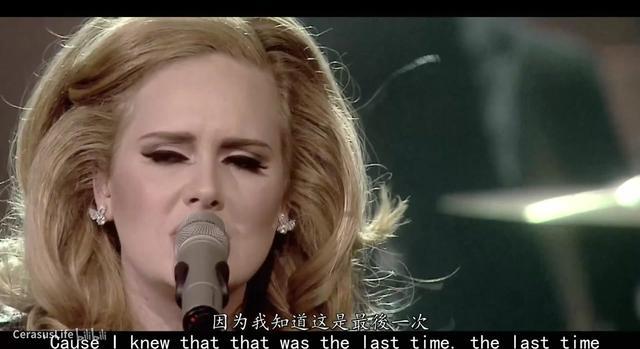 Adele阿黛尔教科书式的神级现场,张口就来的气场可真不是盖的!