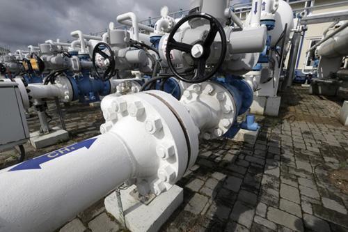 中亚天然气管线