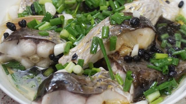 豉汁蒸皖鱼块的做法_菜谱_香哈网
