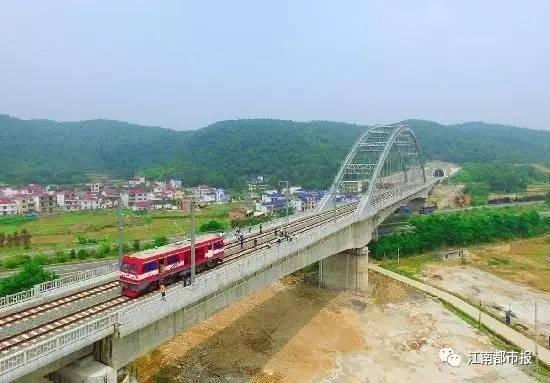 杭州到九江高铁