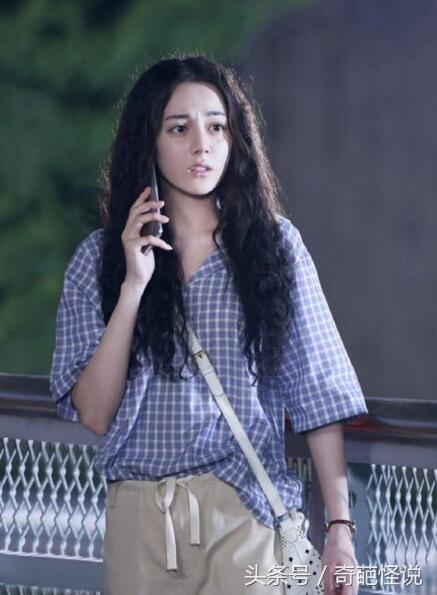 迪丽热巴饰演的七部电视剧,网友吐槽只有最后一部仙气十足