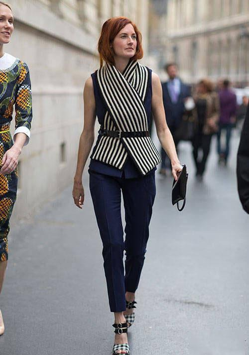 算是安利:说说真正的法式风格和日常生活中的法国女装... - 豆瓣