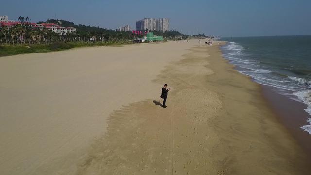 黄厝海滩:厦门岛的小众景点,很适合游客解忧嬉戏_网易新闻