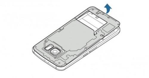 三星S6其实也能换电池 高手给出了详细步骤