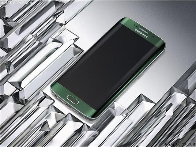 纯金属 双曲面屏!三星GALAXY S6/S6 edge图赏