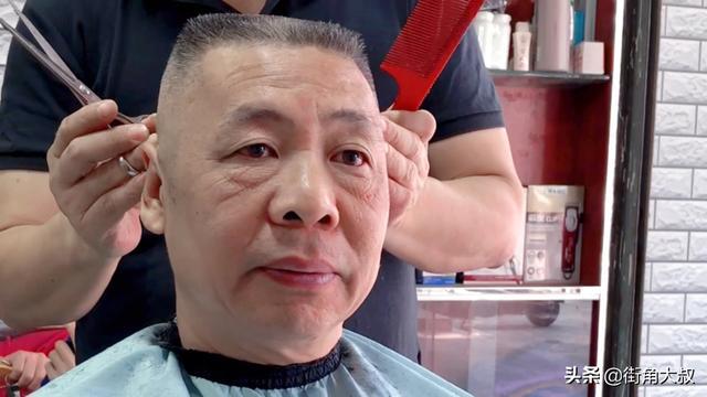三面光发型,男生必备的流行发型_手机搜狐网