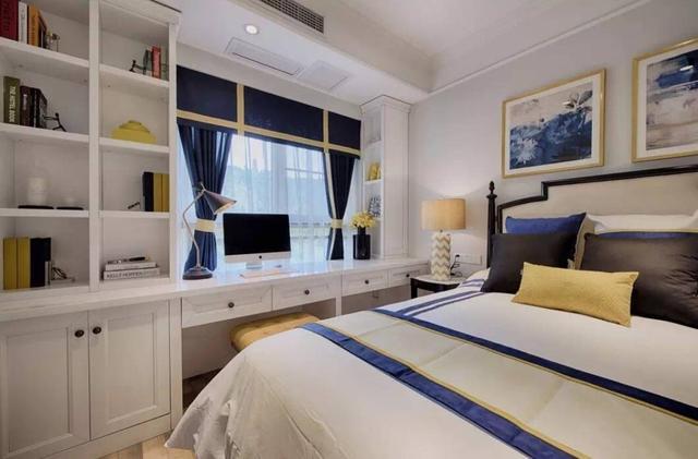 30款卧室设计榻榻米兼书房的案例,一房两用,妙极!