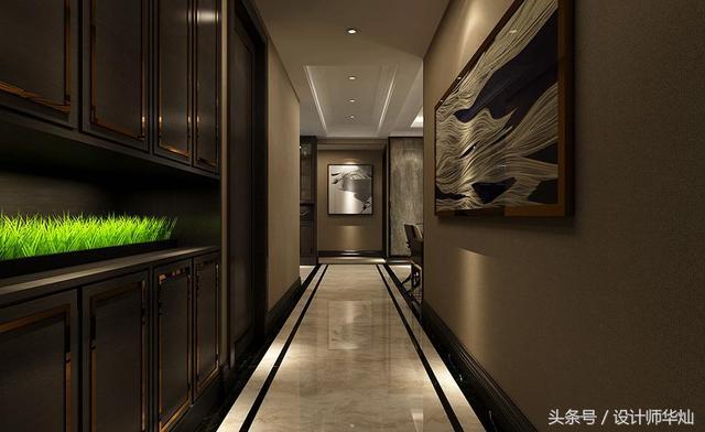 玄关地砖铺贴方案,从入门到尊贵,5种风格5种美