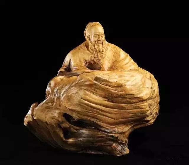 黄杨木雕艺术