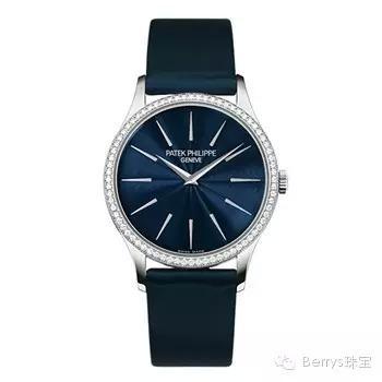 女性的飞行旅行梦 实拍百达翡丽7234R-001腕表
