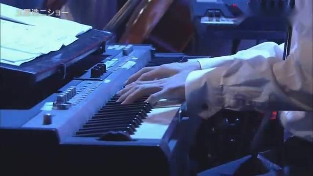日本歌神玉置浩二和歌姬中岛美嘉《雪之华》神级合唱现场版
