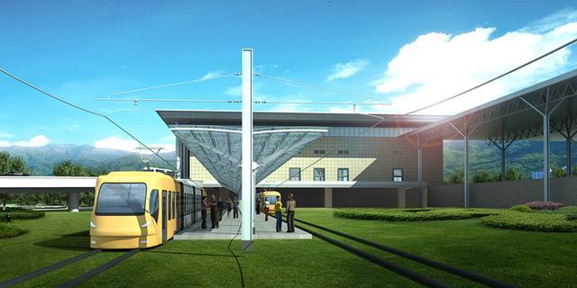 台州:现代有轨电车 预计2018年底动工建设_品略
