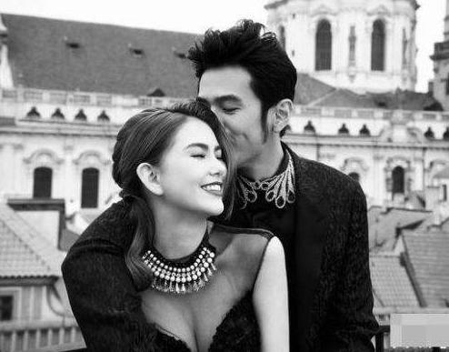 陈彦妃晒孕照,《星梦缘》中的林思彤,网友竟不知何时结婚的