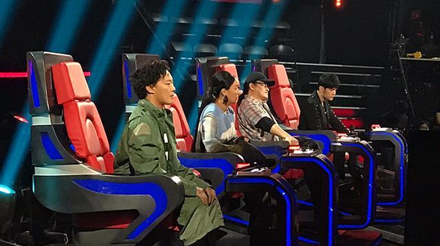 中国新歌声陈奕迅视频观看