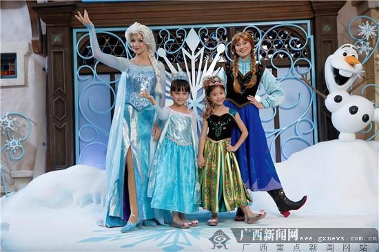 【國外】千葉Day4(中下) 滿滿的Disney Land~~~米奇米妮公主...