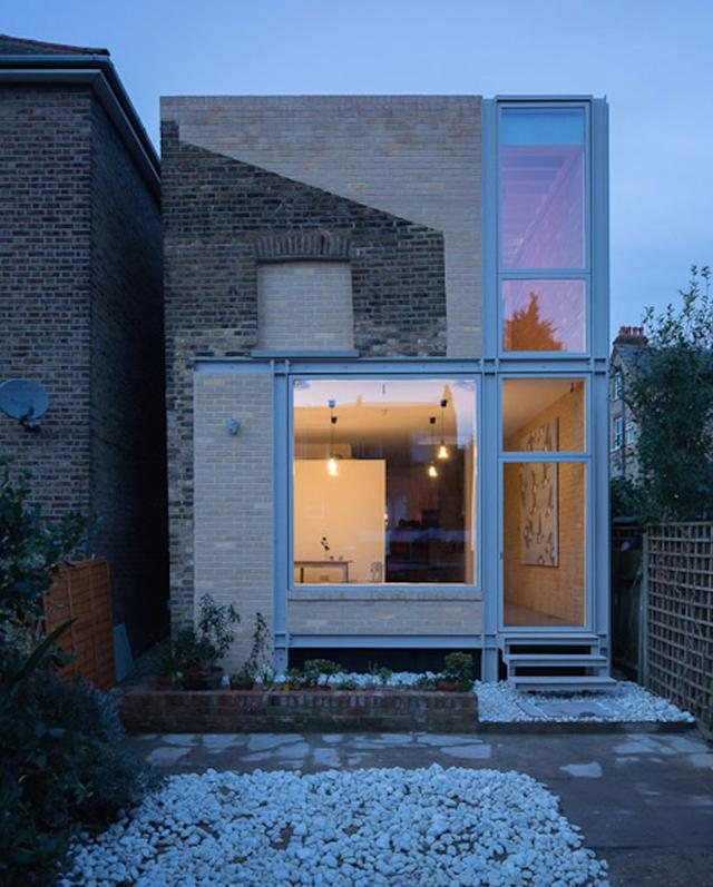 5个旧屋翻新设计案例,旧空间,新生命!