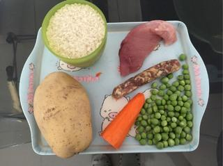 土豆焖饭的做法,土豆焖饭的家常做法