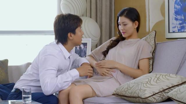 孕妇怀男胎儿肚子图