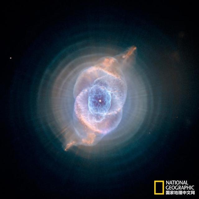 哈勃望远镜宇宙图片