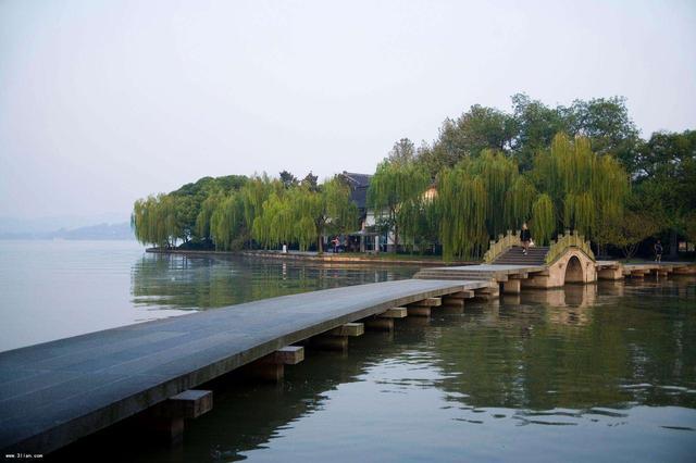 杭州西湖九溪十八涧自然风景(图集)