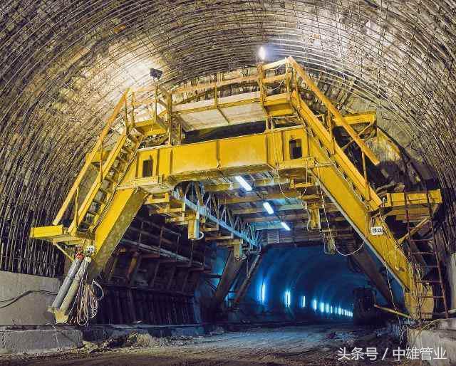 隧道施工塌方的预防及处理措施 - 建筑技术