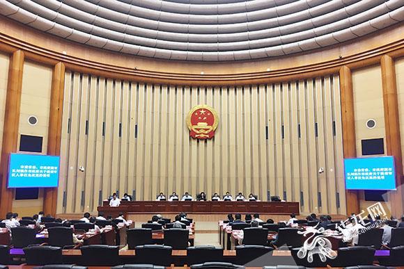 何挺被免去重庆市人民政府副市长、市公安局局长职务