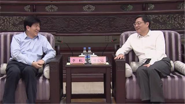 [湖北新闻]中国文联党组书记李屹来鄂调研_... _央视网(cctv.com)