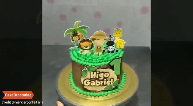 頂級流行的幾款蛋糕模型,這么美是犯規的你知道嗎