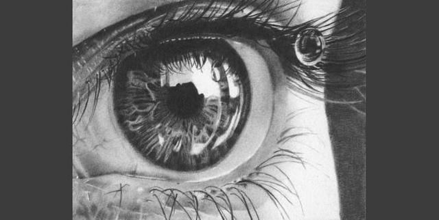 一二三年级学画眼睛