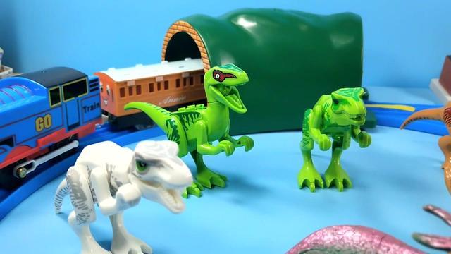 亲子游戏:恐龙乐园历险记 游戏猫解说