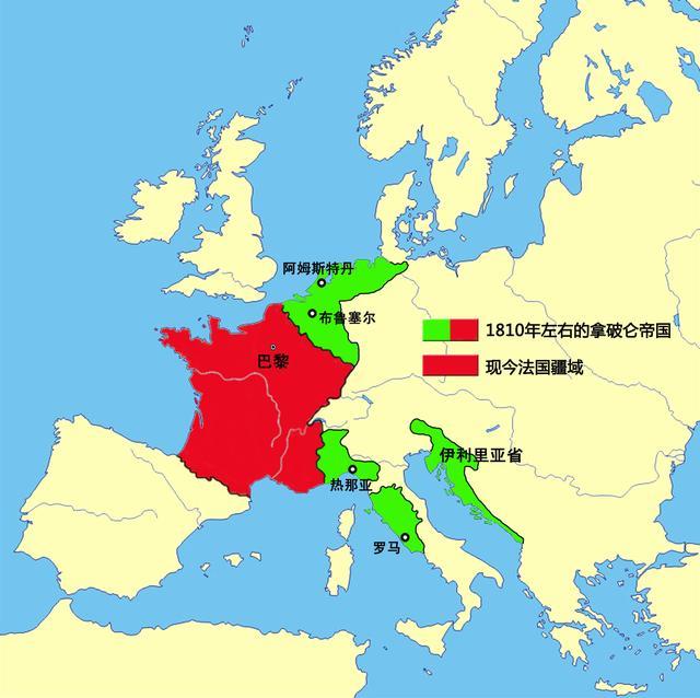 世界历史上的十大版图超级帝国 中国竟然占五强