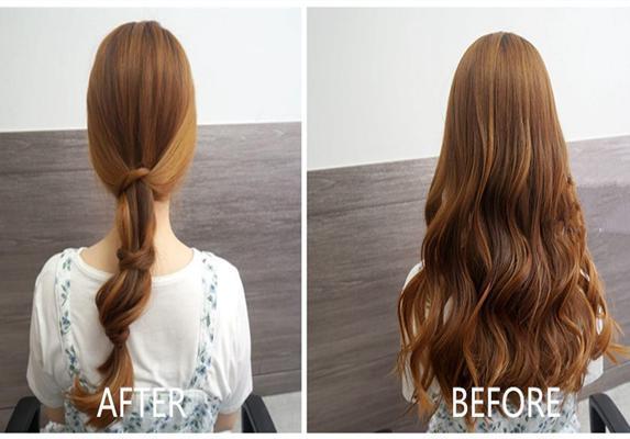 长头发怎样扎好看,长发发型的扎法步骤【图】_... _太平洋时尚网